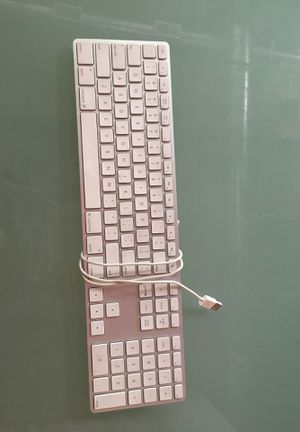 Mac Keyboard Computer for Sale in Chicago, IL