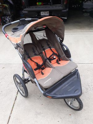 Baby Trends Double Jogging Stroller for Sale in Plainfield, IN