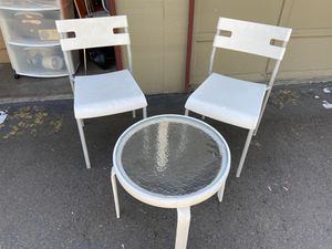 JUST THE CHAIRS! Patio chairs/ outdoor furniture for Sale in Portland, OR