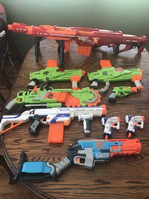 Nerf Guns for Sale in Ruskin, FL
