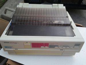 Printer. Epson ActionPrinter 5000 Dot Matrix printer for Sale in Durham, NC