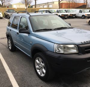 2003 Land Rover Freelander for Sale in MONTGOMRY VLG, MD