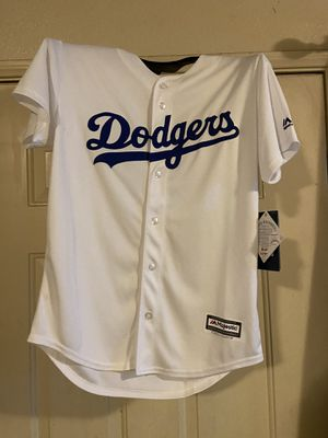 New dodger jersey youth size L for Sale in Vernon, CA