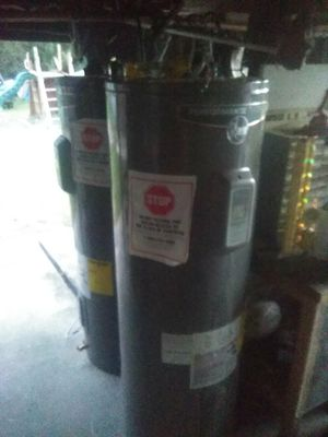 Rheem xe50t12ec55u1 Performance Water Heater. 50 gal.. for Sale in Tampa, FL