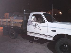 1995 F350 Flatbed,460, Gas .165Kmiles for Sale in Colorado Springs, CO