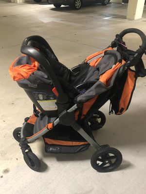 Britax Stroller, Car seat, and Base Travel System for Sale in Fort Lauderdale, FL