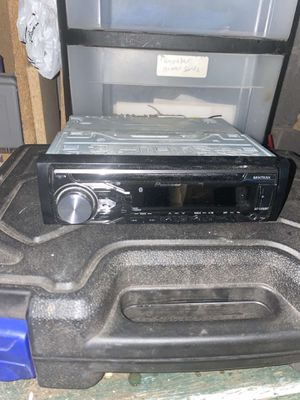 Pioneer radio for Sale in Knoxville, TN