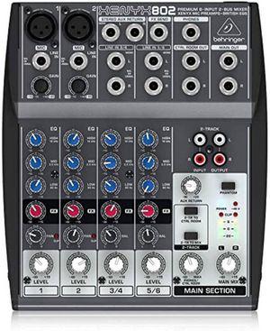 Behringer 8 input mixer for Sale in Phoenix, AZ