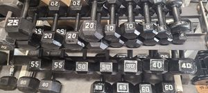 Olympic Weights ,olympic dumbells bars ,olympic curl bars ,rubber coated dumbbells ,hex steel for Sale in Concord, CA