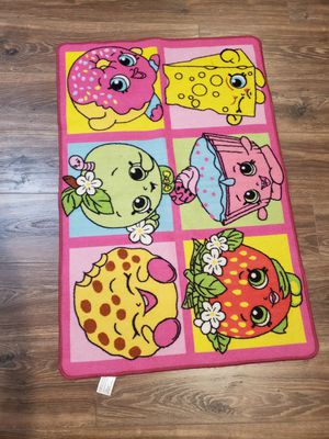 Shopkins mat for Sale in Garden Grove, CA