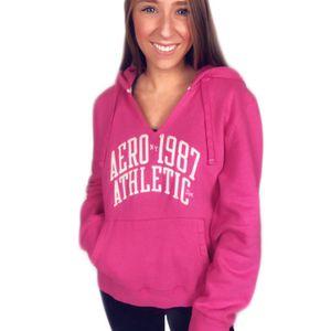 NWT Aeropostale pink long sleeve hoodies jacket coat for Sale in Fenton, MO
