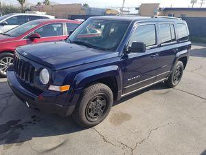 2015 Jeep Patriot HSE sport for Sale in Las Vegas, NV