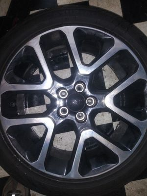 Jeep Compass Wheels 19 for Sale in Detroit, MI
