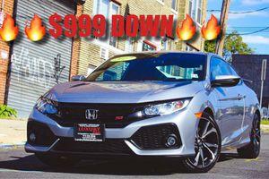 2017 Honda Civic Coupe SI for Sale in Trenton, NJ