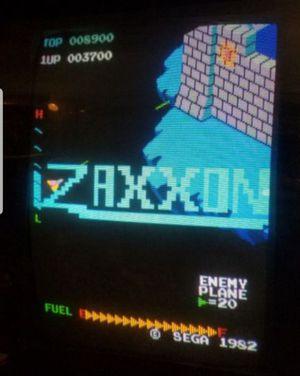 Zaxxon Arcade Game 1982 Sega/Gremlin Retro *Black Friday Special* for Sale in Los Angeles, CA