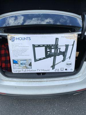 Mw tv mount for Sale in Milton, WA