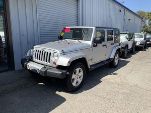 2008 Jeep Wrangler for Sale in Fresno, CA
