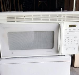 GE over-the-range microwave for Sale in Brighton, CO