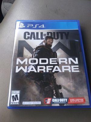 Modern Warfare for Sale in Brookwood, AL