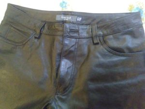 New black leather pants size 8 for Sale in Nashville, TN