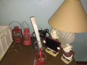 2 Diez lantern for Sale in Cincinnati, OH