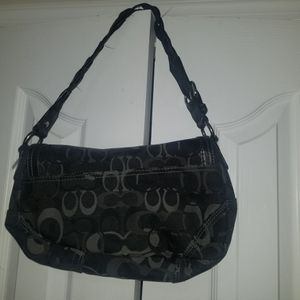 Black Coach Purse for Sale in Suitland-Silver Hill, MD