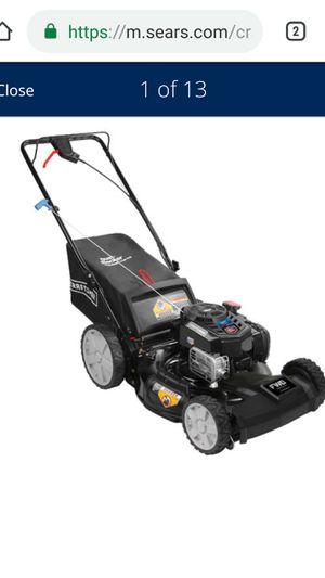 New Gas 21 in Self Propelled Lawn Mower for Sale in Salt Lake City, UT