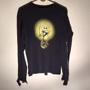VINTAGE THE NIGHTMARE BEFORE CHRISTMAS T SHIRT L for Sale in Austin, TX