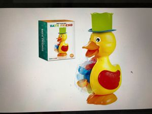 Bath toy Duck baby toys for toddlers and infants fun interactive developmental toys for babies for Sale in Riviera Beach, FL