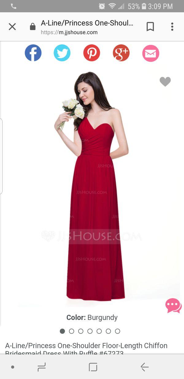 Formal dress/bridesmaids dress