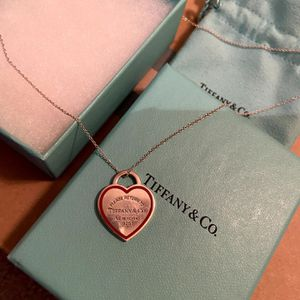 Please Return To Tiffany Heart Tag Charm in Silver for Sale in Garden Grove, CA