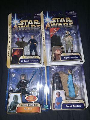 Star Wars Figure Lot for Sale in Anaheim, CA