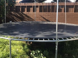 Free Trampoline for Sale in Spring Valley,  CA