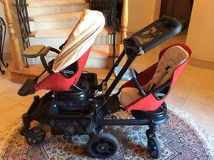 Orbit baby double stroller for Sale in Plano, TX