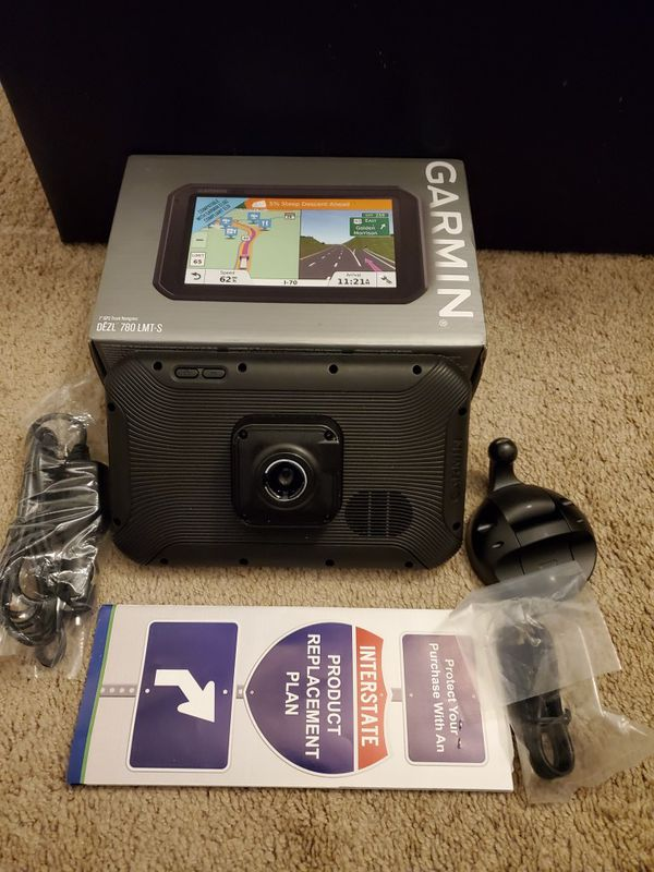 Germin780 GPS For Trucks, Cars, RVs, SUV and travelers