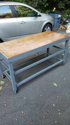 Work table for Sale in Woodbury, CT
