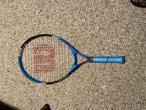 Wilson Tennis Racket for Sale in Stamford, CT