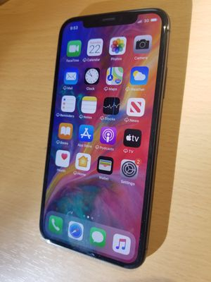 iPhone X Factory Unlocked 256gb Spacegrey Great Condition for Sale in Denton, TX