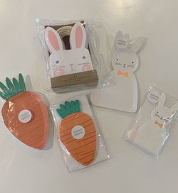 Easter Party Supplies - Bunny Plates, Napkins & Kids Gift Bags for Sale in Phoenix,  AZ