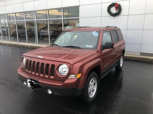 2017 JEEP PATRIOT SPORT for Sale in Hanover, PA