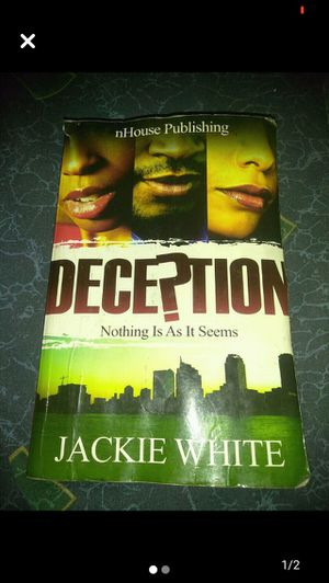Deception (Adult Book ) for Sale in Overland, MO