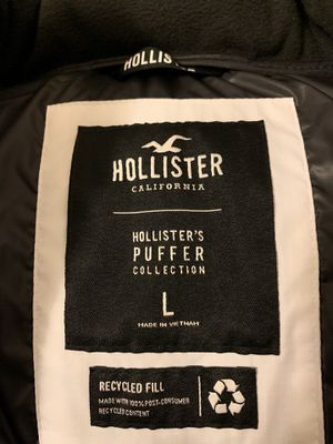 Hollister's Puffer Jacket for Sale in Sacramento, CA