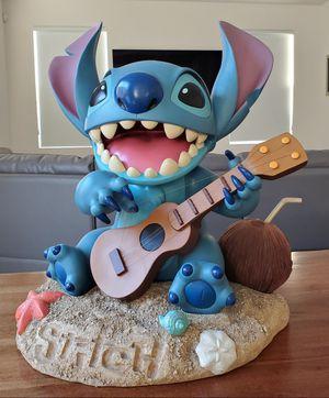 Disney Lilo & Stitch Cosmic Kahuna Big Fig Collectible Figurine Statue Figure for Sale in Placentia, CA