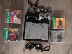 PS1 with 36+ Games for Sale in Pasadena, CA