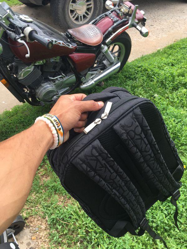 Calvin Klein backpack w/ padded laptop insert