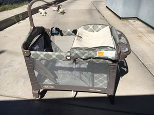 Graco pack n play playpen/Changing Station for Sale in Las Vegas, NV