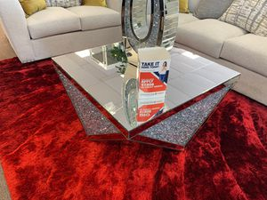 Coffee table on sale @ elegant furniture 🎈 for Sale in Fresno, CA