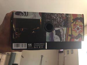 Jordan 11 Retro Low Derek Jeter Re2pect for Sale in Detroit, MI
