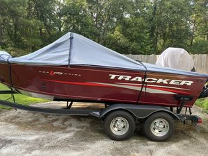 2018 17' Tracker Pro-guide Boat for Sale in Midway, GA