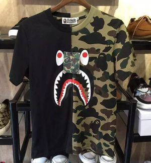 100% authentic bape camp shirt for Sale in Alexandria, VA